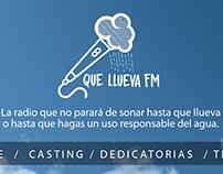 QUE LLUEVA FM