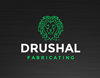 Corporate Identity & Branding – Drushal Fabricating
