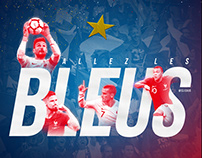 FIFA World Cup 2018 - French Team