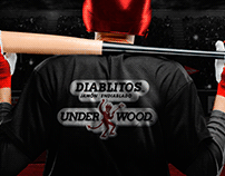 Diablitos Underwood- Kv Baseball 👹