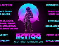 RCTIQQ Agen Domino 99 | Poker Uang Asli | Bandar Sakong