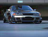 Nissan Skyline R32 TDR_add