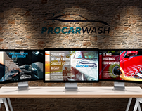 Banners ProcarWash