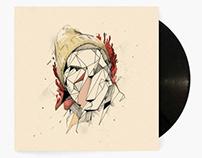 """Secret 7"""" Vinyl Cover / Nas - The Don"""