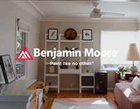 Benjamin Moore with The Zoe Report