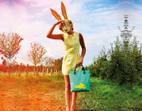 Masks Hi-di-hi Spring Collection 2015