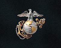 U.S. Marine Corps - Brand Collateral