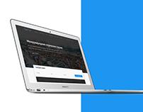 Corporate website - Logistic Resource