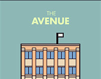 The Avenue Podcast – Album Art