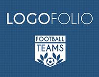 LOGOFOLIO Football Teams rebranding