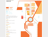 RMCAD Campus Map