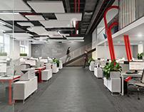 Office Concept by BUROSNEG