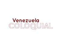 Venezuela Coloquial