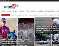 El Federal Online Portal de Noticias