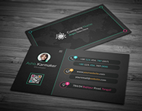 Business Card on Graphicriver