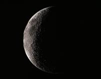 Weekly 01 - The Moon