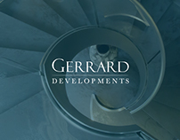 Gerrard Developments - Website Design & Build