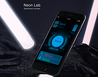 Neon Lab Phone Booster
