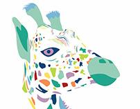 Wild Animal Nursery Prints