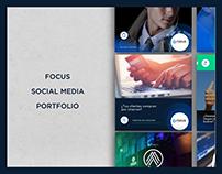 FOCUS - Social Media Portfolio