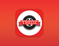 TREDZ LOGO - AUTOMOBILE EQUIPMENT SERVICES