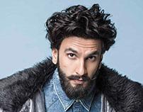 Ranveer Singh / Elle Man