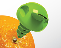Zumo - Portable Juice Extractor