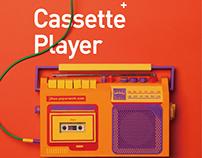 paper_Cassette player