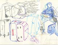 Sketchbook. Part 3