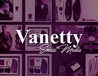 "Social Media-5 "" Vanetty"""