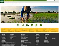 myHR (IRRI - Human Resource Services Internal Website)