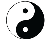 Continuum of Life Forces Embodied in Yin and Yang