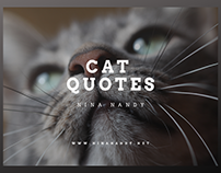 Cat Quotes | Nina Nandy