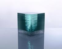 Ice wedge