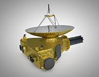New Horizons Space Probe