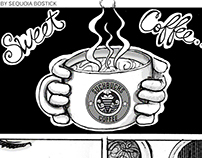 Sweet Coffee (short comic)