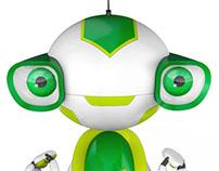 Mascote Localiza