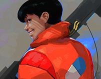 Akira 30th Anniversary tribute