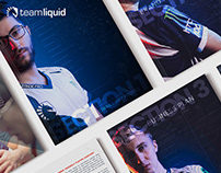 Team Liquid: LCS Application
