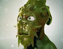 3D character - Bezgoul