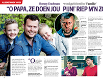 Dag Allemaal - lay-out Ronny Daelman