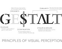 GESTALT PRINCIPLE FOR UX DESIGN