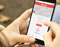 Mobile Food Ordering Application