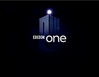 BBC ONE DOCTOR WHO: REBRAND