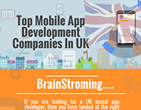 Top Mobile App Development Companies in the UK