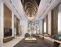 Art-Deco Era / Majlis & Dining Room