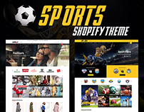 Multipurpose Section Shopify Theme & Template