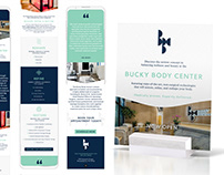 Full Branded Assets Package for Practice Launch