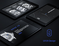 Harry Winston - Basel World 2012 Presentation App