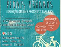 Exposição - Pedais Urbanos